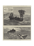 The Loss of the Yacht Mignonette Giclee Print
