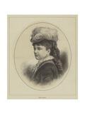 Mademoiselle Singelli Giclee Print