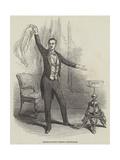 Robert-Houdin's Soirees Fantastiques Giclee Print
