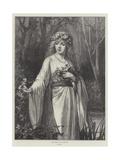 Ophelia Giclee Print