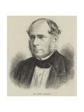 Mr Henry Bessemer Giclee Print
