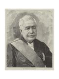 M Ferdinand De Lesseps Giclee Print