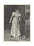 La Debutante Giclee Print