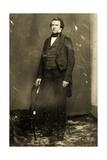 Portrait of Joseph Smith (1805-44) the Founder of Mormonism Giclee Print