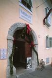 Entrance of a House, Mozart's House, Salzburg, Austria Giclee Print