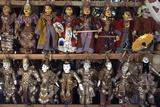 Handcrafted Puppets, Mandalay, Myanmar Giclee Print