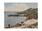 Anzac Cove, Gallipoli, Turkey, 1915 Giclee Print