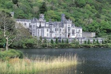 Kylemore Abbey, 19th Century, Neo-Gothic Style, County Galway, Ireland Photographic Print