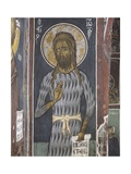 Fresco Depicting Saint John the Baptist (1332-33) Giclee Print