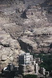 Dar Al-Hajar, Rock Palace at Wadi Dhar, Sana'A Governorate, Yemen Photographic Print
