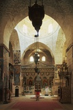 Interior of the Orthodox Basilica of the Holy Cross, Jerusalem, Israel Photographic Print
