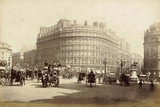 The Grand Hotel, Trafalgar Square, London, C.1885 Photographic Print