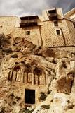 Syria - Saydnaya. Convent of Our Lady of Saydnaya, Ad 547 Photographic Print