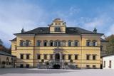 Facade of a Palace, Hellbrunn Palace, Salzburg, Austria Photographic Print