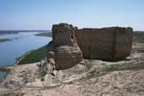 Dura Europos Citadel, Syria, Seleucid Era, 4th Century Bc Photographic Print