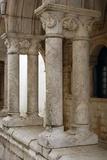 Portugal. Estremoz. Gothic Porch in Estremoz Castle (King John) Photographic Print