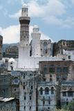 Queen Arwa Mosque, 11th Century, Jibla, Ibb Governorate, Yemen Photographic Print