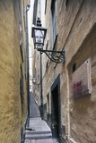 Martin Trotzigs Grand Alley, Gamla Stan, Old Town Stockholm, Sweden Photographic Print