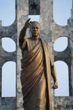 Bronze Statue, Memorial to Kwame Nkrumah, Accra, Ghana Photographic Print