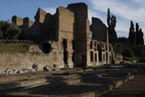 Hadrian's Villa, 2nd Century, Stadium, Italy Photographic Print