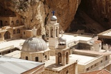 The Greek Orthodox Convent of St Thecla (Taqla), Maaloula, Syria Photographic Print