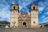 Puno Cathedral, 18th Century, Puno, Peru Photographic Print