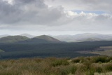 The Cheviot Hills, Seen from Carter Bar, Scottish/English Border, UK Photographic Print