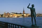 Riddarholmen Island, Stockholm, Sweden Photographic Print