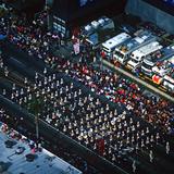 Rosebowl Parade, New Years Celebration, Pasadena, California Photographic Print