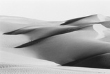 Sand Dunes at Sam Thar Desert, Jaisalmer, Rajasthan, India, 1984 Photographic Print