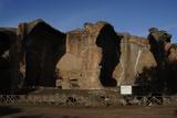 Hadrian's Villa, 2nd Century, Great Baths, Italy Photographic Print