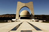 Syria - Damascus, Unknown Soldier Memorial Photographic Print