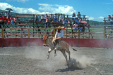 Charreadas, Mexican Rodeo, Mexico Photographic Print