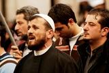 Shiite Pilgrims, Damascus, Syria Photographic Print