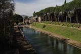 Hadrian's Villa, the Canopus, 2nd Century, Italy Photographic Print