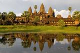 Angkor Wat Temple, Cambodia Photographic Print