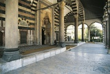 Mosque of Suleiman the Magnificent, Damascus, Syria Photographic Print