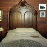 Fanny's Bedroom, Villa Vailima, Apia, Samoa Photographic Print