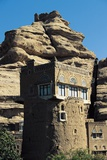 Rock Palace at Wadi Dhahr, Sana'A Governorate, Yemen Photographic Print