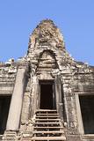 The Bayon Temple, Angkor Thom, Angkor, Siem Reap, Cambodia Photographic Print