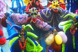 Mardi Gras, Ponce, Puerto Rico, U.S. Territory, Caribbean Photographic Print