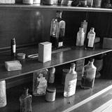 Fanny's Medicine Cabinet, Villa Vailima, Apia, Samoa Photographic Print