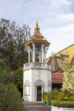 The Bell Tower of the Royal Palace, Phnom Penh, Cambodia Photographic Print