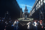 Corpus Christi Procession, Seville, Andalusia, Spain Photographic Print