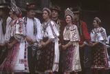 Folk Festival, Zagreb, Croatia Photographic Print