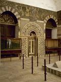 Syria, Damasco, Zahirie Madrasa, Inside Photographic Print