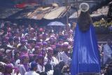 Holy Week Procession, Sonsonate, El Salvador Photographic Print