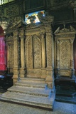 Torah Ark, the Italian Synagogue, Venice Photographic Print