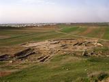Ebla. III Milllennium BC. Panorama. Syria Photographic Print