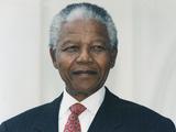 Nelson Mandela Photographic Print